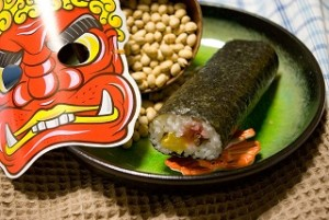 What is Setsubun Japan on the 3rd of February