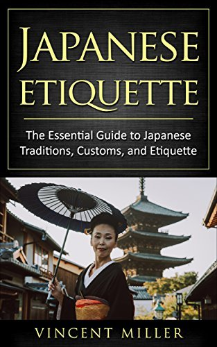Book about Japanese Etiquette