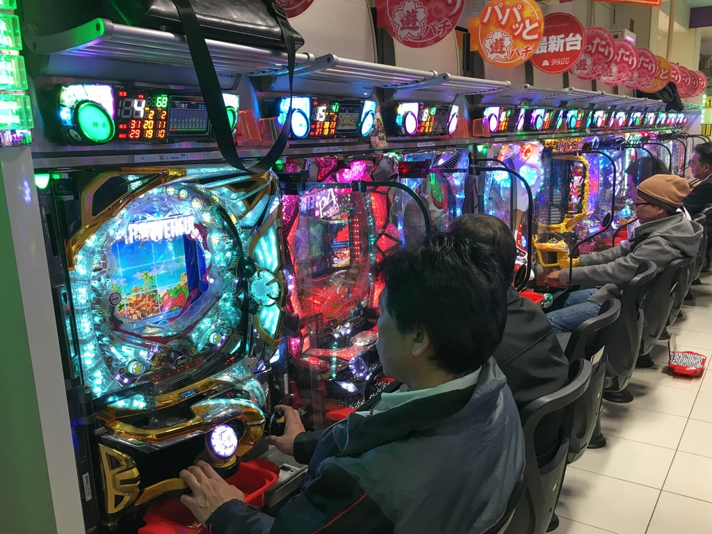 What Is Pachinko