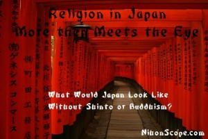 Learn About Religion in Japan
