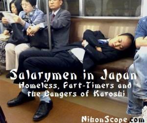 Karoshi Salaryman and the Japanese Economy