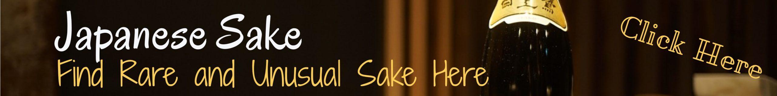 Japanese Sake Banner