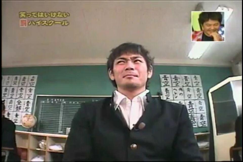 gaki no tsukai no laughing high school