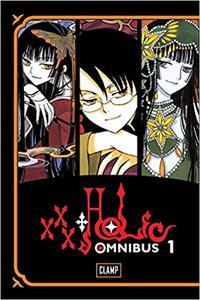XXXHolic Manga