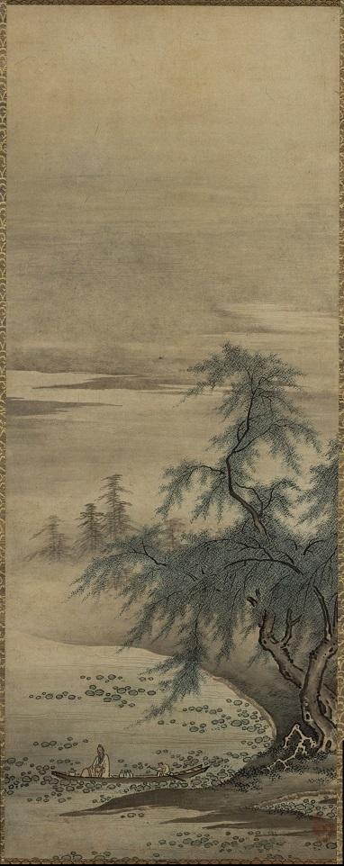 hemp scroll japan